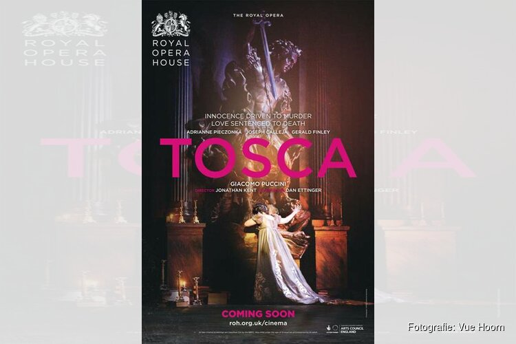 Puccini's Tosca te zien bij Vue Hoorn