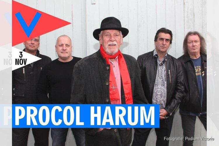 Legendarische Britse band Procol Harum naar Victorie