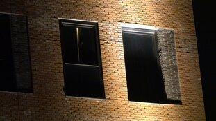 Brand in Vander Valk motel