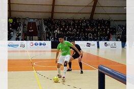 Faisel Mellah schiet Hovocubo naar bekerfinale