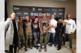 Eyevan Danenberg wint Welterweight Contender Tournament tijdens Glory 51