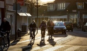 Provincie Noord-Holland werkt aan veiligere fietspaden