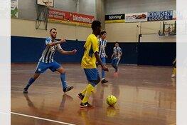 HV Veerhuys hard onderuit tegen FC Eindhoven