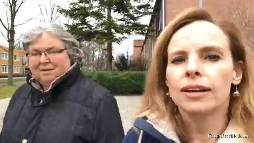 Mirjam stemt tegen geweld in Hoornse wijk Kersenboogerd