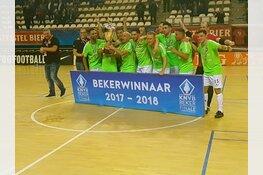 Hovocubo sleept KNVB Beker na rust binnen