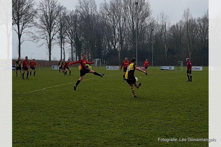 HSV Sport maatje te groot voor ALC