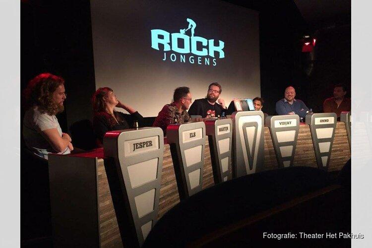 HiHi 'Rockjongens en goed verhaal'
