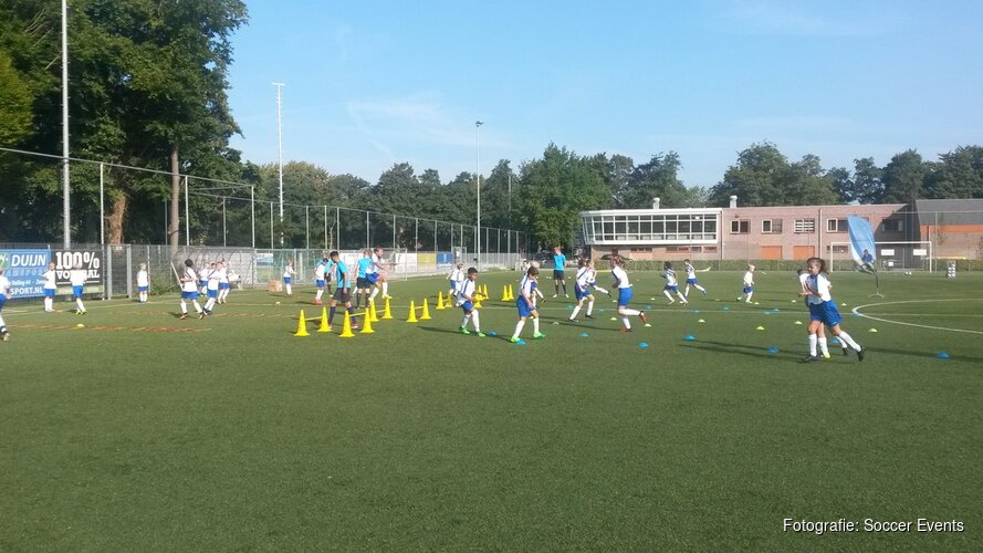 Deze zomer driedaagse Soccer Events