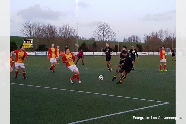 Strandvogels en HSV Sport delen de punten