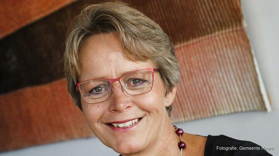 Yvonne van Mastrigt formateur in Hoorn