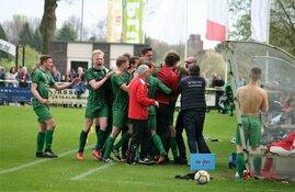 Hollandia, HSV Sport en Always Forward zegevieren