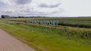 Lelystad Airport mag uitbreiden