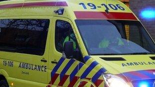 Man gewond aangetroffen in park Blokker