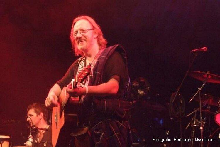Bob Furguson treedt op in Oosterleek op zondag 3 juni