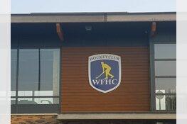 Nacompetitie uit zicht voor dames WFHC Hoorn