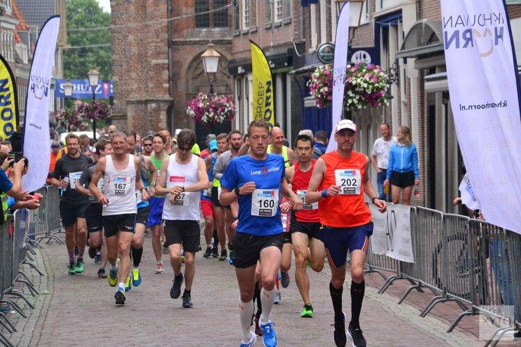 Schutz Marathon opnieuw een Hoorns feestje