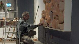"""Nieuw 'kunstzinnig' initiatief in oud V&D-pand: """"Een unieke plek"""""""