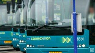 Werkwillige buschauffeurs in Hoorn geïntimideerd en uitgescholden