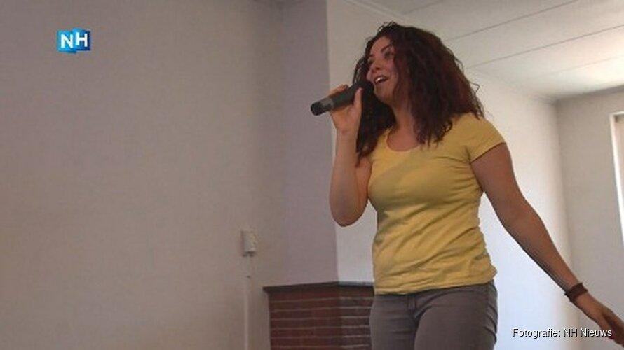 Danseres geeft voorstelling over leven als vluchteling in Hoorn
