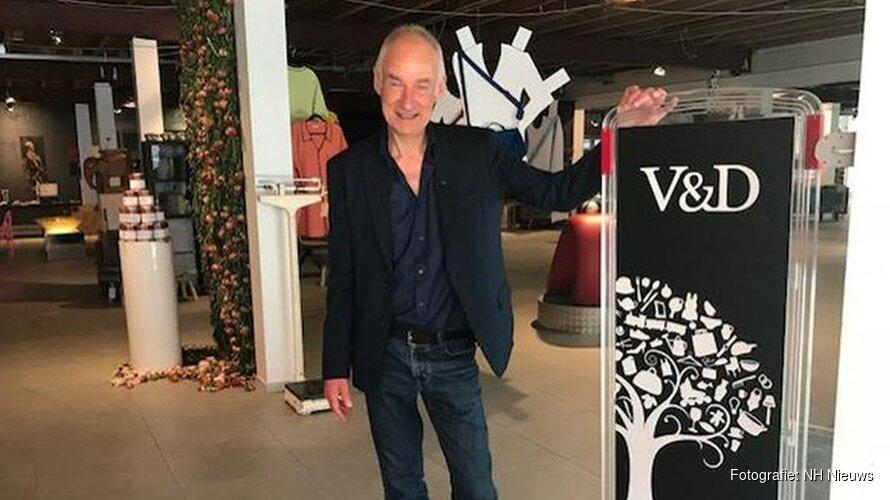 Oud V&D-pand in Hoorn na twee jaar weer open voor publiek