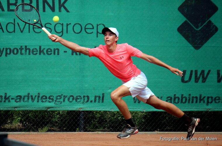 De Gier treft Kerssens in finale Heerhugowaards Open