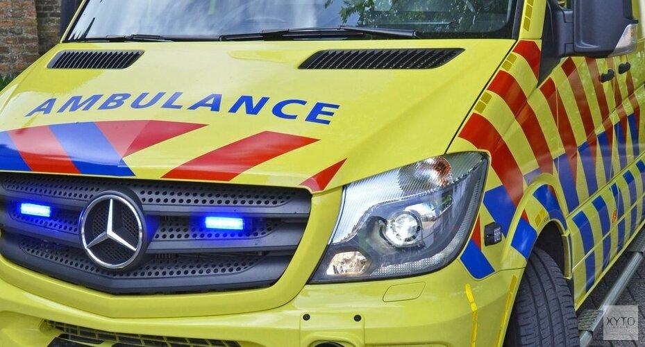 Drie kinderen naar ziekenhuis bij ongeluk in Hoorn