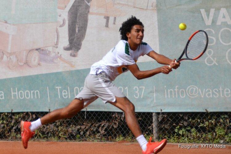 Spanning stijgt bij Boekweit/Olie Tennis Toernooi