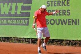Boekweit/Olie Tennis Toernooi maakt zich op voor finaledag