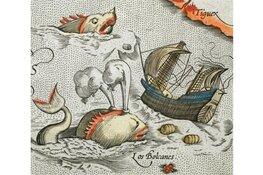 Fabeldieren en zeemonsters in het Westfries Museum