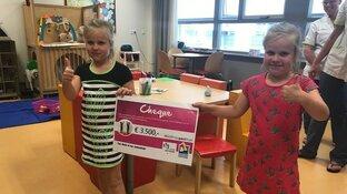 Vloggende tweeling (7) haalt geld op voor metamorfose voor Westfriesgasthuis in Hoorn