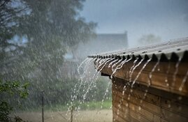 Zomerstorm op komst met zware windstoten en plensbuien