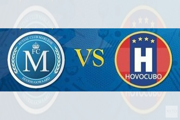 FC Marlène oefent vanavond tegen landskampioen Hovocubo