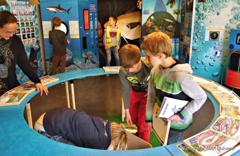 Doorzie Doorzichtig Waterdicht, een spetterende expositie bij MAK Blokweer