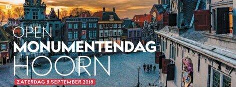 Open Monumentendag pakt groot uit in Hoorn