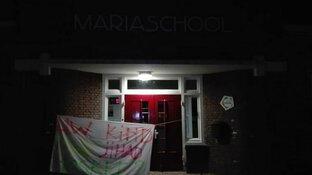 """Burgemeester Hoorn over spandoeken: """"Deze actie slaat de plank volledig mis"""""""