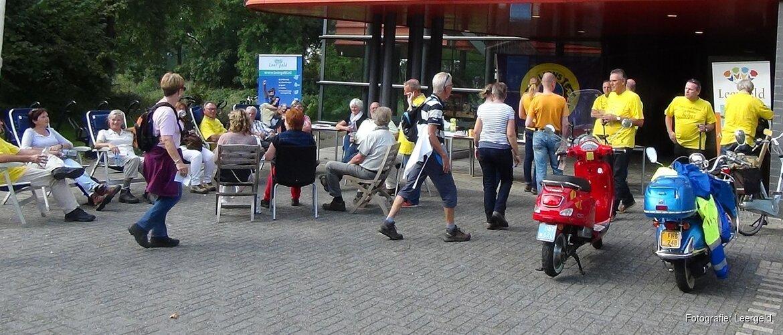 Wandeling op zondag 30 september in Hoorn ten bate van Leergeld