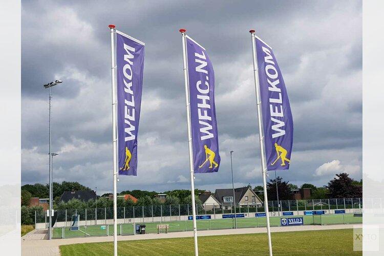 WFHC Hoorn pakt met debutanten eerste competitiezege