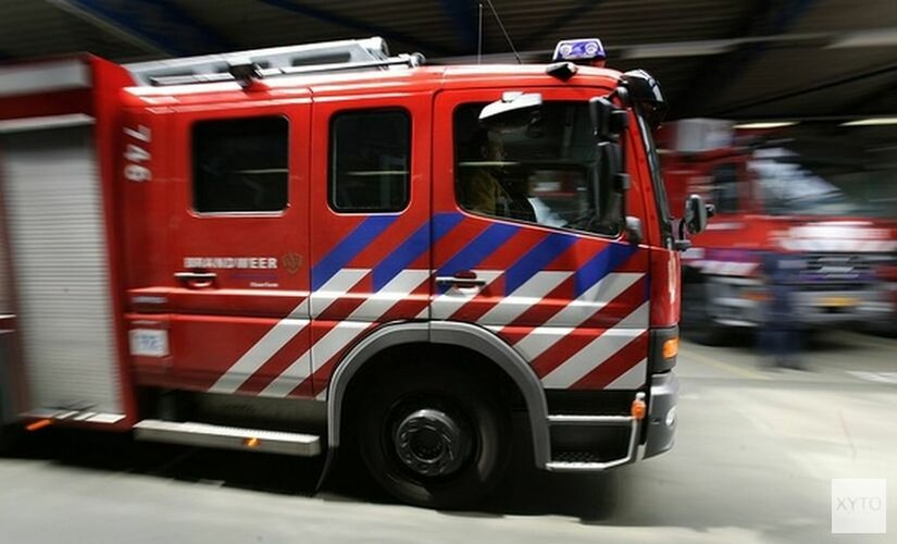Sporthal Hoorn ontruimd na rookontwikkeling