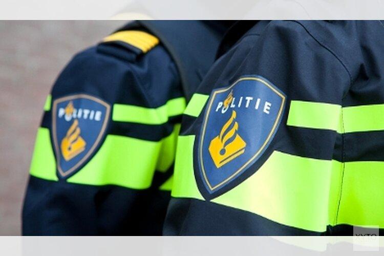 Tien voertuigen vernield in Hoorn